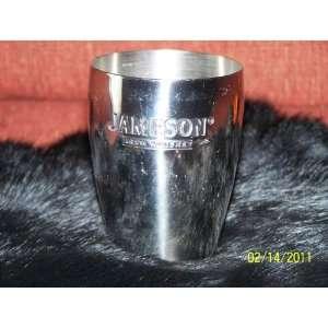 JAMESON Irish Whiskey Metal Shaker Cup/Lid Everything