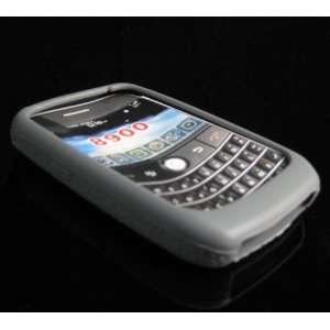 Quality Soft Silicone Skin Cover for BlackBerry Curve (JAVELIN) 8900