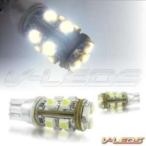 2 V LEDS 5K WHITE 194 13 LED LIGHT BULBS 158 168 2825