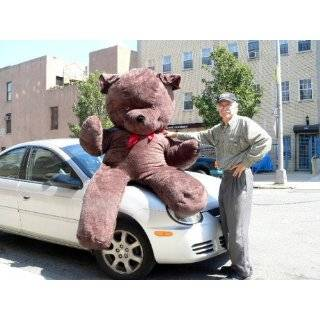Giant Stuffed Plush Teddy Bear Big Stuffed Animal Jumbo Super sized