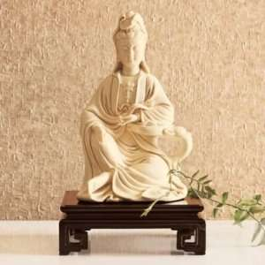 Porcelain Kwan Yin: Kitchen & Dining