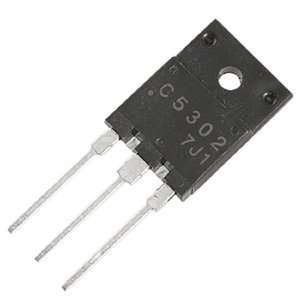 1500V 15A 75W 3 Pin Terminals NPN Silicon Transistor: Home Improvement