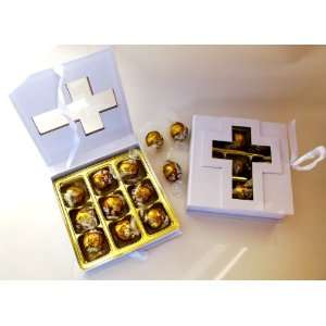 Gift Box Of Lindt Premium Specialty Filled Milk Chocolate Candies