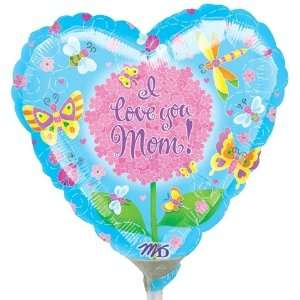 Mothers Day Balloons Love Bugs & Butterflies Mini Toys & Games