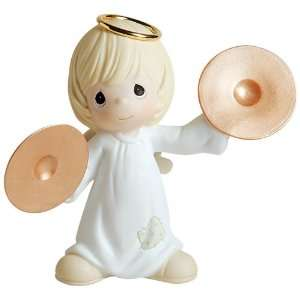 Precious Moments Nativity Series, Youre the Cymbal of