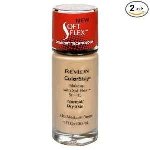 Revlon ColorStay Makeup with SoftFlex, Normal/Dry Skin