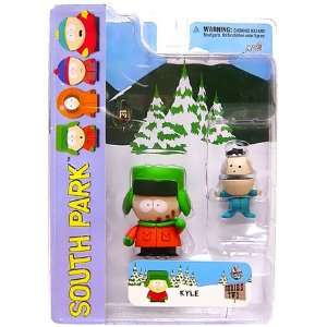 South Park Series 2 Figure Kyle Poo Face Variant Toys & Games