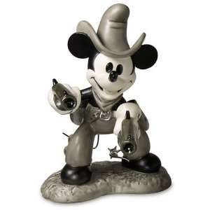 Disney WDCC Mickey Mouse Two Gun Mickey