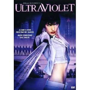 Ultraviolet Milla Jovovich, William Fichtner, Cameron