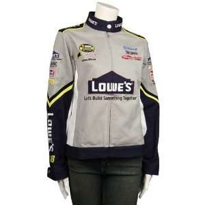 #48 Jimmie Johnson Navy Blue Ladies Replica Uniform