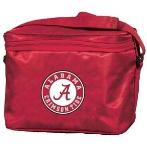 Alabama Crimson Tide NCAA Lunch Box Cooler