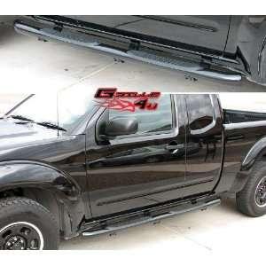 2012 Nissan Frontier King Cab Black Nerf Step Side Bars Automotive