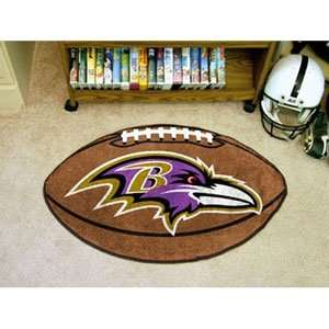 Baltimore Ravens NFL Football Floor Mat (22x35)