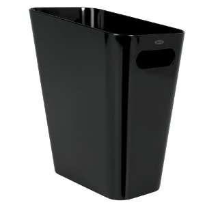 Oxo Good Grips Angle Can 2 1/2 Gallon/9 1/2 Liter, Black
