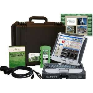 JPRO Fully Rugged Tablet Fleet Service Kit with DLA+