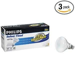 Philips 130427 Soft White 65 Watt BR30 Indoor Flood Light Bulb