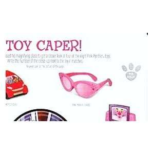 Burger King Kids Meal The Pink Panther Sunglasses 2008  Toys & Games