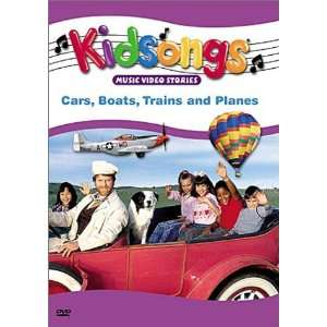 Boats, Trains and Planes The Kidsongs Kids, Bruce Gowers Movies & TV