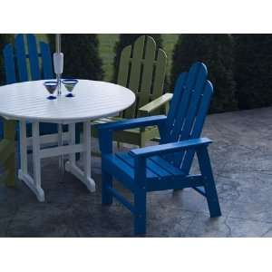 Long Island Recycled Plastic Patio Dining Set Patio, Lawn & Garden