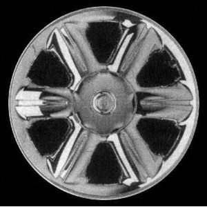 02 03 CHRYSLER PT CRUISER ptcruiser ALLOY WHEEL RIM 16 INCH, Diameter