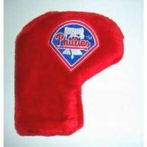 Phillies Deluxe Golf Putter Cover Case Pack 12
