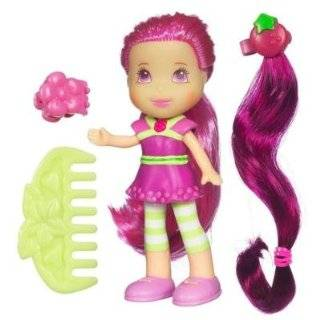 com Strawberry Shortcake Mini Soft Doll Raspberry Torte Toys & Games