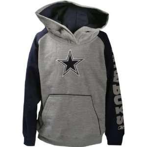 Dallas Cowboys Youth Helmet Fleece Hooded Sweatshirt