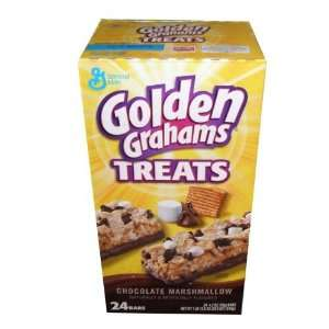 Golden Grahams Treats Chocolate Marshmallow Twenty Four Bar Pack