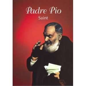 Padre Pio Saint Life, Thoughts, Prayer (9780854396504