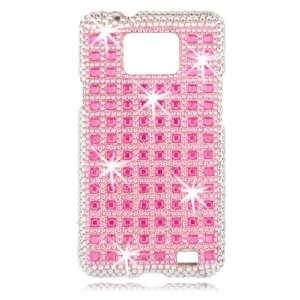 com Talon Full Diamond Bling Cell Phone Case Cover Shell for Samsung