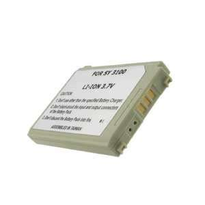 Lithium ion Battery for Sanyo SCP 3100/2400