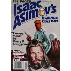 Isaac Asimovs Science Fiction Magazine, Vol. 3, No. 9