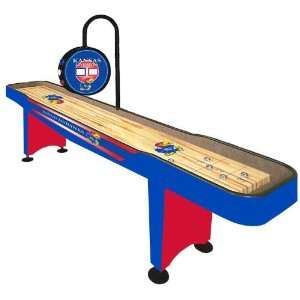 University of Kansas Jayhawks Shuffleboard Table