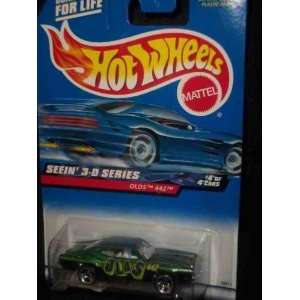 Spoke #2000 12 Collectible Collector Car Mattel Hot Wheels 164 Scale