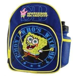 Spongebob Mini backpack Lunch bag Toys & Games