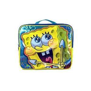 Nickelodeon Spongebob Squarepants Soft Lunchbox Lunch Tote