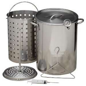Sports Outdoor Gourmet Stainless Steel Pot Kit