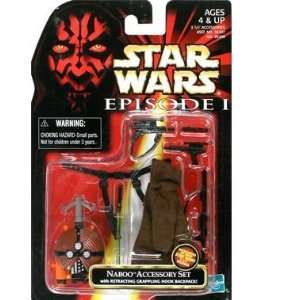 Star Wars Episode I  Naboo Accessory Set Accessory Toys & Games