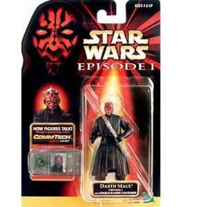 Star Wars Episode 1 Jedi Duel Darth Maul Action Figure Toys & Games
