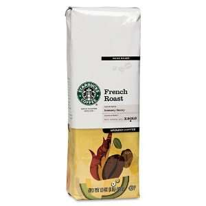 Products   Starbucks   Coffee, French Roast, Ground, 1 lb. Bag