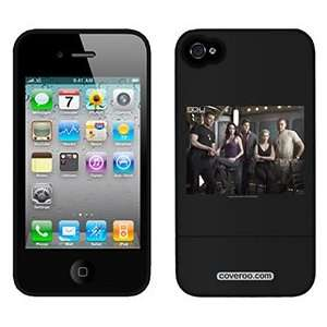 Team from Stargate Universe on AT&T iPhone 4 Case by