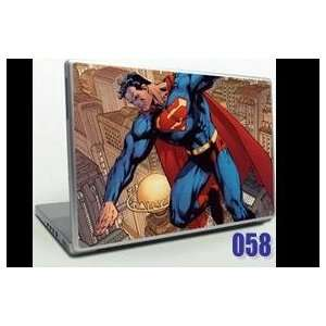 Unique SUPERMAN LAPTOP SKINS PROTECTIVE ART DECAL STICKER