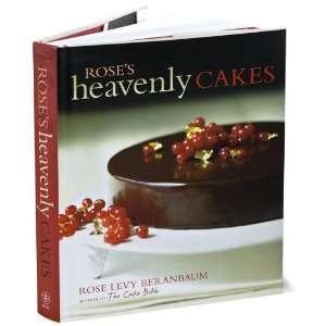 Harold Import 3890 Roses Heavenly Cakes by Rose Levy Beranbaum
