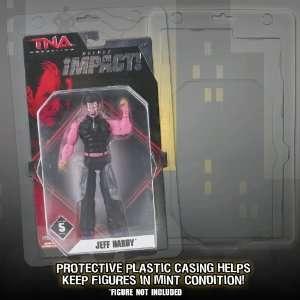 Action Figure Cases for TNA Jakks Deluxe Impact Figures (Series 1 5