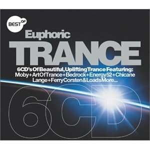 Best of Euphoric Trance Various Artists Music