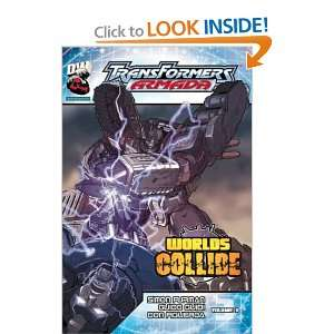Transformers Armada Volume 3 (0823365007732): Simon Furman