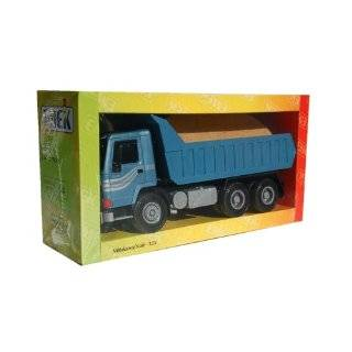 Emek 1/25 Volvo FL 10 Dumper Truck (light blue)