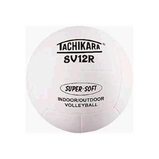 Super Soft (SV12R) Rubber Volleyball From Tachikara