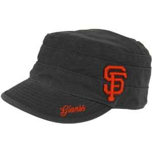 47 Brand San Francisco Giants Womens Galaxy Military Adjustable Hat