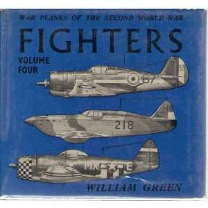 Fighters. War Planes of the Second World War. Vol. Four. Books